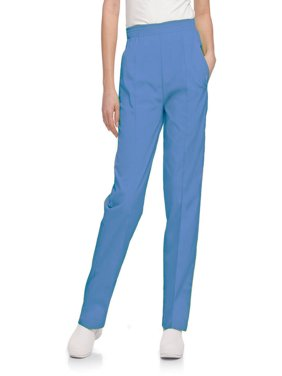 Landau Women's Classic Tapered Leg Scrub Pant, Style 8320
