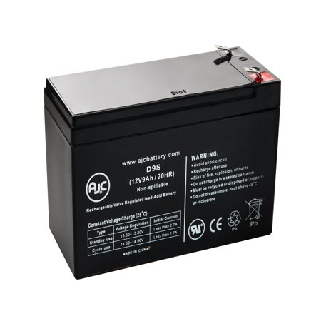 Compaq UPS T1000 12V 9Ah UPS Battery - This is an AJC Brand (T1000 Server)