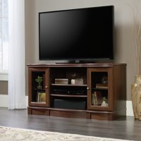 """Sauder Select TV Stand for TVs up to 50"""", Euro Oak Finish"""