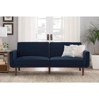 Better Homes and Gardens Nola Modern Futon, Multiple Colors