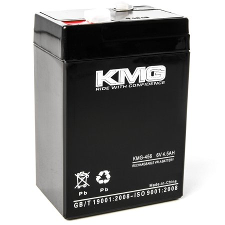 KMG 6 Volts 4.5Ah Replacement Battery for Lithonia LLBE2 - image 3 de 3