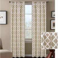 Better Homes and Gardens Ironwork Window Curtain