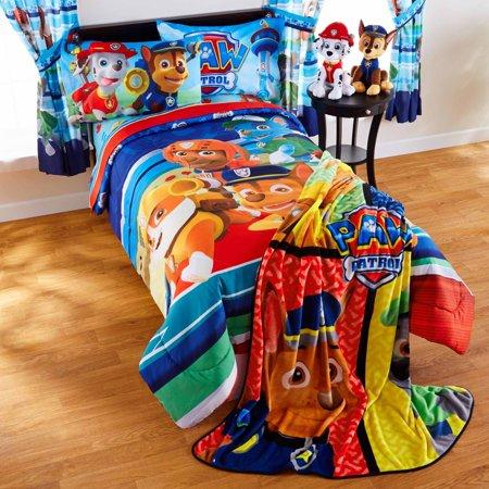 Paw Patrol Puppy Hero Bed In Bag Bedding Set Walmartcom
