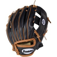 "Franklin Sports 8.5"" RTP Teeball Performance Youth Baseball Glove, Right Hand Throw"