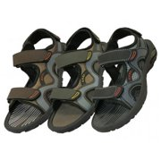 5e4ff33c0af3 Easy USA S2900-M Men Sports Sandals - 24 Pairs