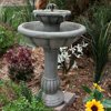 Solar Fountains
