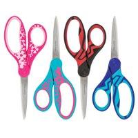 "Fiskars 7"" Softgrip Student Scissors (Color Received Varies)"