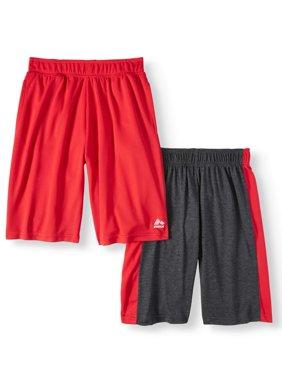 Active Shorts Value, 2-Pack Set (Little Boys & Big Boys)