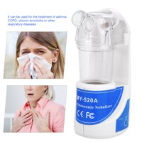 Portable Ultrasonic Nebulizer Atomizer Beauty Instrument Spray Steamer Humidifier, Portable Nebulizer, Humidifier