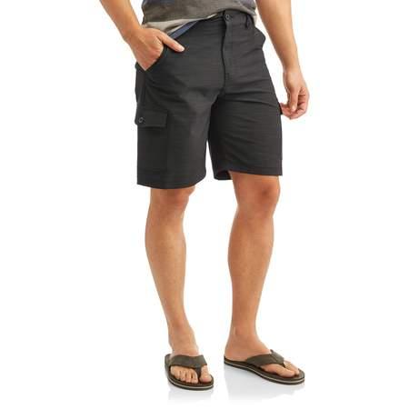 Back Zip Golf Shorts (Men's Hybrid Stretch Shorts )