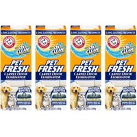 (4 Pack) Arm & Hammer Pet Fresh Carpet Odor Eliminator, 30 oz