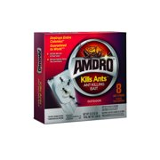 Amdro Ant Killing Ant Bait, For Indoor and Outdoor Use, 8 Stakes