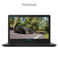 "ASUS VivoBook K570ZD Gaming Laptop, 15.6"" AMD Ryzen 5-2500U, GeForce GTX 1050 4GB, 8GB DDR4 RAM, 256GB SSD, 802.11ac WiFi, Fingerprint, Backlit KB, Full HD IPS-level"