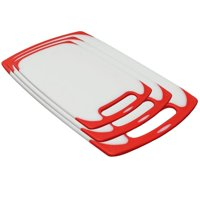 Evelots 3 Piece Plastic Cutting Boards set (Set of 3)