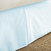 Noble Linens California King Premium Pleated Bed Skirt Dust Ruffle, 1 Each