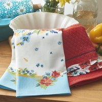 The Pioneer Woman Spring Bouquet 2 Pack Kitchen Towel Set