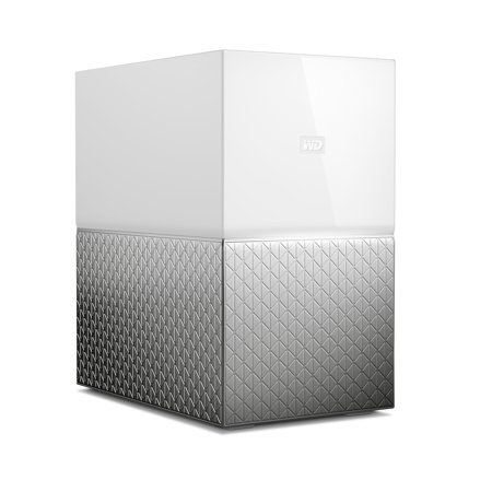WD 4TB My Cloud Home Duo Personal Cloud Storage