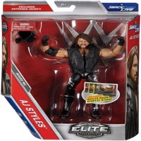 AJ Styles - WWE Elite 51 Toy Wrestling Action Figure