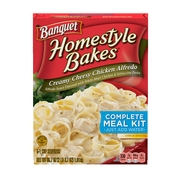 Banquet Homestyle Bakes Creamy Cheesy Chicken Alfredo Meal Kit, 35.7 Ounce