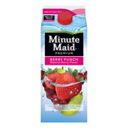 Minute Maid, Premium Berry Punch, 59 Fl. Oz.