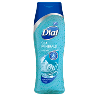 Dial Body Wash, Sea Minerals, 21 Ounce