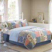 Mainstays Vintage Floral Patchwork Bedding