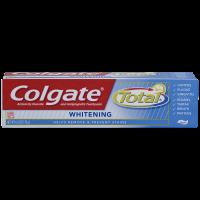 Colgate Total Anti-Cavity Fluoride Whitening Toothpaste - 6 oz
