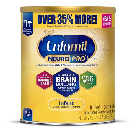 Enfamil Infant Neuropro Baby Formula 28 3 Oz Powder Value