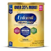 Enfamil Infant NeuroPro Baby Formula, 28.3 oz Powder Value Can