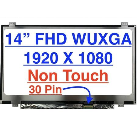 Laptop Lcd Screen Specs (IBM-Lenovo Lenovo Z40-70 Series y 14.0?? 1920X1080 Slim FHD Laptop Screen Replacement LCD )