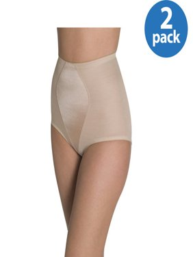 Firm Control Shaping Briefs - 2 Pack
