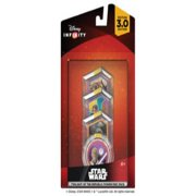 Infinity 3.0 Star Wars Twilight Of The Republic Power Disc Pack[4 Pc Set] (Disney Interactive)