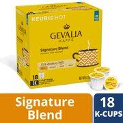 Gevalia Signature Blend Coffee K-Cup Pods 18 count