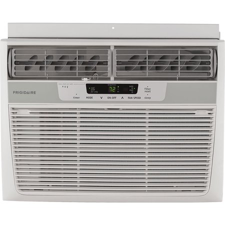 - Frigidaire FFRA1022R1 10,000-BTU 115V Window Mounted Compact Air Conditioner with Remote Control