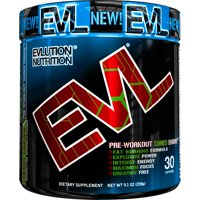Evlution Nutrition ENGN Shred Pre Workout Powder, Cherry Limeade, 30 Servings