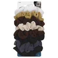 Goody Scrunchies, 8 count
