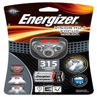 Energizer Vision Headlamp HD+ Focus LED, 315 Lumens