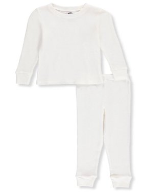 Ice2O Little Girls' Toddler 2-Piece Thermal Long Underwear Set (Sizes 2T - 4T)