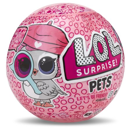 L O L Surprise Eye Spy Pets Series 4 1 With 7 Surprises Walmart Com