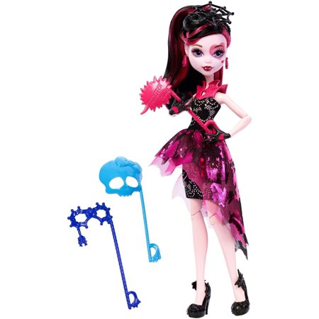 Monster High Welcome to Monster High Dance the Fright Away Draculaura Doll - Draculaura Monster High Doll