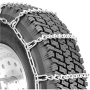 Peerless Chain Light Truck V-Bar Tire Chains, #QG2828