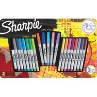 Sharpie Ultrafine Assorted 21ct