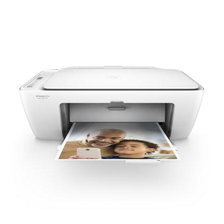 HP DeskJet 2652 Wireless All-in-One Printer (Best Cardstock Laser Printer)