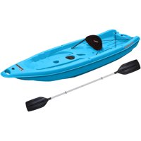 Sun Dolphin Camino 8 SS Recreational Kayak Ocean, Paddle Included