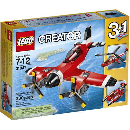 Creator Propeller - LEGO Creator Propeller Plane, 31047