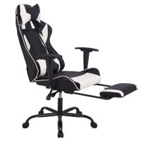 Gaming Chair Racing Style High-Back Office Chair Ergonomic Swivel Chair