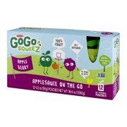 GoGo Squeez Applesauce On The Go Apple Berry - 12 CT