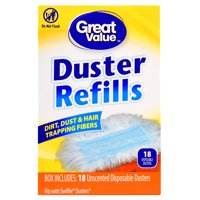 Great Value Duster Refills, 18 Count
