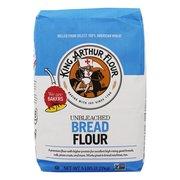(3 Pack) King Arthur Flour Unbleached Bread Flour 5 lb. Bag