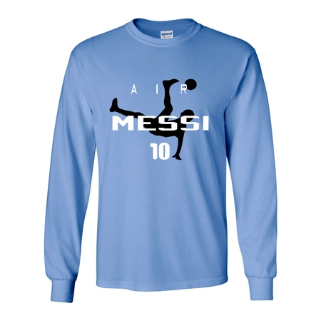 LONG SLEEVE Shedd Shirts Carolina Lionel Messi Argentina